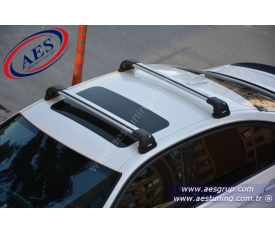 BMW 3 KASA PORT BAGAJ ARA BAR THULE WİNGBAR EDGE 9592 ALÜMİNYUM