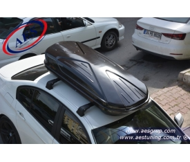 BMW 3 PORT BAGAJ LUXES XM SİYAH 450 LİTRE
