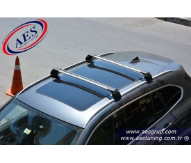 BMW X1 ARA BAR WİNG BAR EDGE CROSSBAR ''KİLİTLİ''