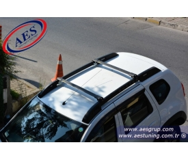 DACİA DUSTER ARA BAR WİNG BAR EDGE CROSSBAR ''KİLİTLİ''
