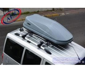 FORD CONNECT BİSİKLET TAŞIYICI THULE FREERİDE 532