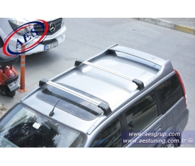 HONDA HR-V PORT BAGAJ ARA BAR WİNG BAR EDGE CROSSBAR '' KİLİTLİ ''