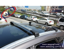 HYUNDAİ İX 35 PORT BAGAJ ARA BAR WİNG BAR EDGE CROSSBAR '' KİLİTLİ ''