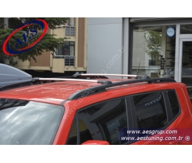 JEEP RENEGADE PORT BAGAJ ARA BAR WİNG BAR EDGE CROSSBAR '' KİLİTLİ ''