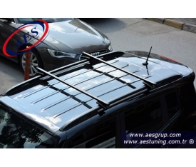 JEEP RENEGADE THULE 775 RAPİD SYSTEM + ÇELİK ARA BAR