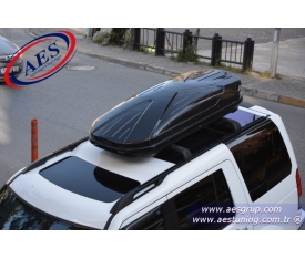 LAND ROVER DİSCOVERY 4 PORT BAGAJ LUXES XM SİYAH 450 LİTRE