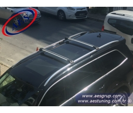 MERCEDES GLS ARA BAR WİNG BAR EDGE CROSSBAR ''KİLİTLİ''