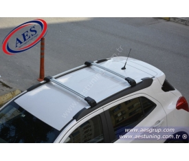 OPEL MOKKA PORT BAGAJ ARA BAR WİNG BAR EDGE CROSSBAR '' KİLİTLİ ''